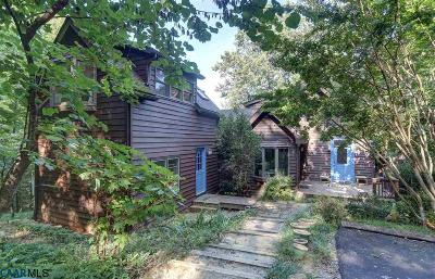 Single Family Home For Sale: 3314 Old Roberts Mountain Rd