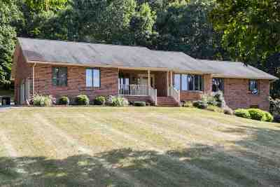 Keezletown Single Family Home Sold: 3112 Lairds Knob Dr