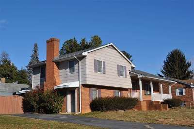 Harrisonburg Single Family Home For Sale: 778 Vine St