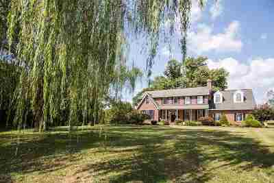 Mount Crawford Single Family Home Sold: 25 Transom Ct