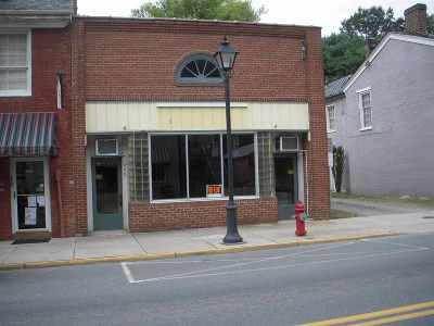Commercial For Sale: 492 Valley St
