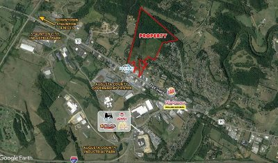 Augusta County Lots & Land For Sale: 238 Lee Highway