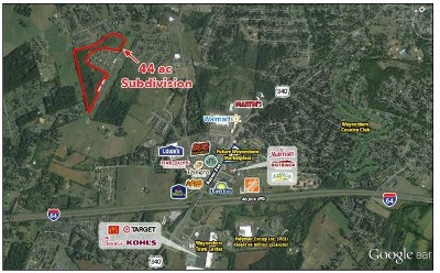 Augusta County Lots & Land For Sale: Brighton Blvd