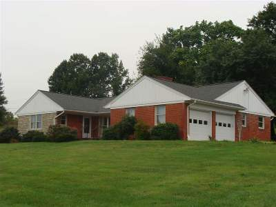 Linville Single Family Home Sold: 5847 Jesse Bennett Way