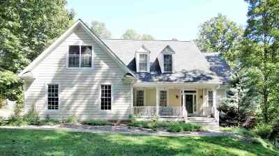 Albemarle County Single Family Home For Sale: 5035 Meadowlark Ct