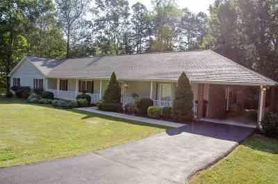 Greene, Greene County Single Family Home For Sale: 3311 Dundee Rd