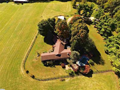 Augusta County Farm For Sale: 77 Singing Hill Ln