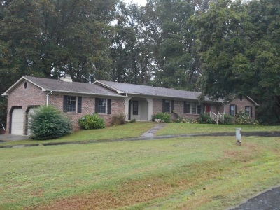 Single Family Home For Sale: 615 Wards Fork Rd