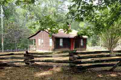 Madison County Single Family Home For Sale: 1567 Mitchell Mountain Rd