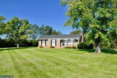 Albemarle County Single Family Home For Sale: 2324 James River Rd