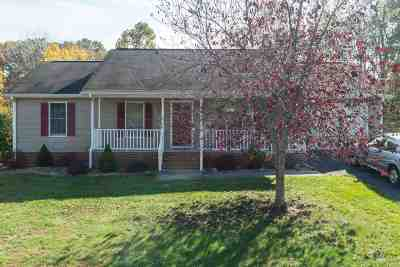 Rockingham County Single Family Home For Sale: 1965 Creekside Ct