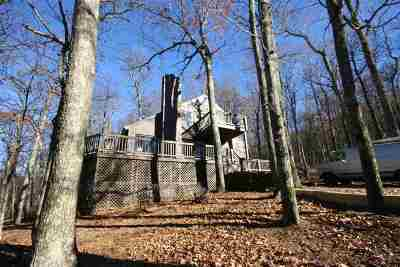 Wintergreen Single Family Home For Sale: 18 Old Camp Ln
