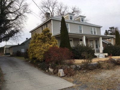 Linville Single Family Home Sold: 5391 Jesse Bennett Way