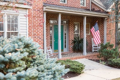 Harrisonburg VA Single Family Home For Sale: $549,000