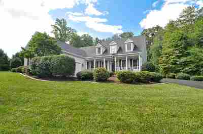 Albemarle County Single Family Home Sold: 1310 Elderberry Pl