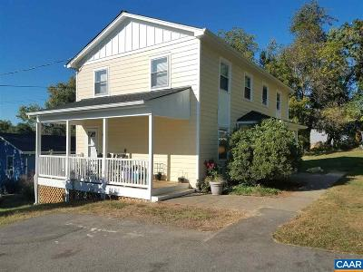 Charlottesville Multi Family Home For Sale: 919 Montrose Ave #A, B