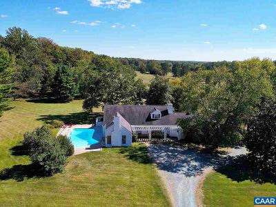 Albemarle County Single Family Home For Sale: 115 Chopping Bottom Farm