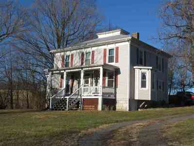 Linville Single Family Home Sold: 5132 Wengers Mill Rd