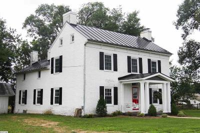 Augusta County Single Family Home For Sale: 177 Purple Cow Rd
