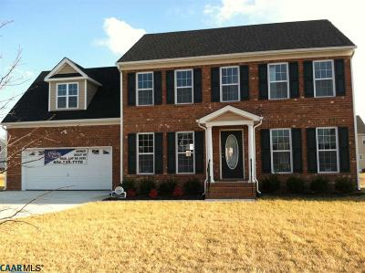 Scottsville Single Family Home For Sale: 4 Briery Farm Rd
