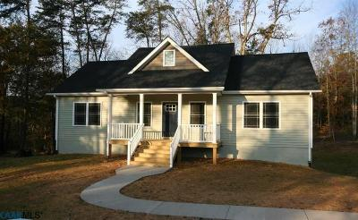 Gordonsville Single Family Home For Sale: 11 Zion Manor Rd