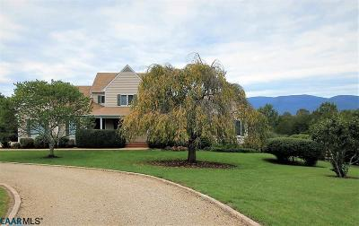 Albemarle County Single Family Home Sold: 1594 Browns Gap Tpke