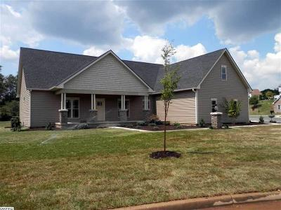 Augusta County Single Family Home For Sale: Lot 28 Jacobs Ln