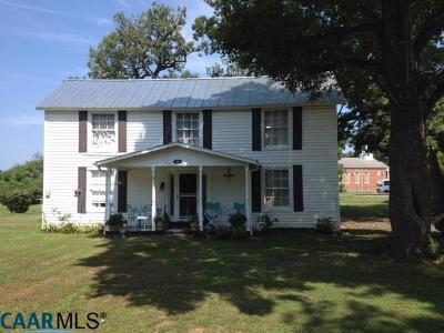 Buckingham County Single Family Home For Sale: 901 Main St