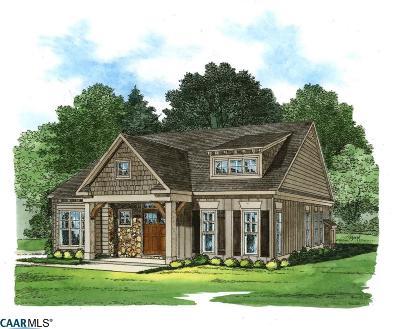Crozet Single Family Home For Sale: 1617 Rowcross St