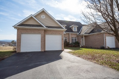 Rockingham VA Townhome For Sale: $349,900