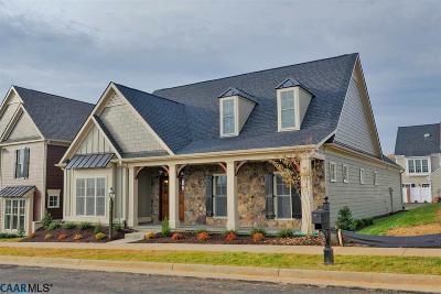 Crozet Single Family Home For Sale: 1611 Rowcross St