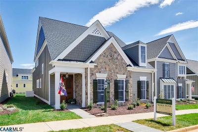 Crozet Single Family Home For Sale: 1621 Rowcross St
