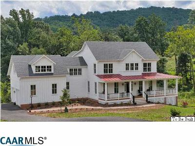 Albemarle County Single Family Home For Sale: 400 Handley Way