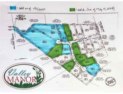 Staunton Lots & Land For Sale: Lot 3 Valley Manor Dr