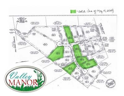 Staunton Lots & Land For Sale: Lot 15 Valley Manor Dr