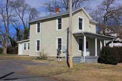 Harrisonburg Single Family Home For Sale: 1139 S High St