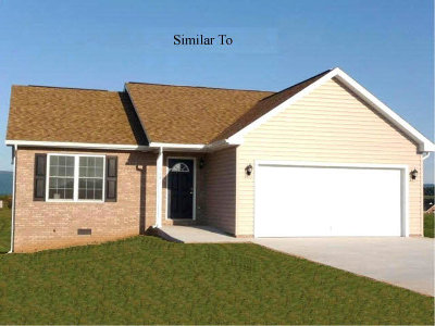 Broadway Single Family Home For Sale: 3590 Majestic Cir #Plan 11