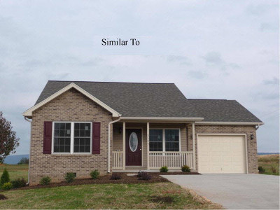 Broadway Single Family Home For Sale: 3591 Majestic Cir #Plan 12