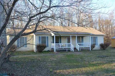 Single Family Home Sold: 858 James River Rd