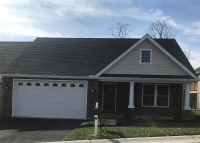 Harrisonburg Townhome For Sale: 473 Hickory Grove Cir