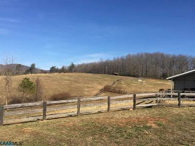 Nelson County Lots & Land For Sale: 116 Sunnyside Ln
