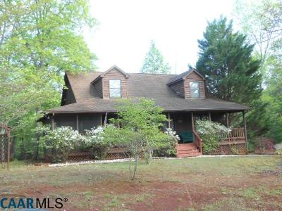 Nelson County Single Family Home For Sale: 104 Edgehill Way
