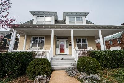 Single Family Home Sold: 346 Franklin St