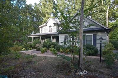 Greene County Single Family Home For Sale: 1598 Middle River Rd