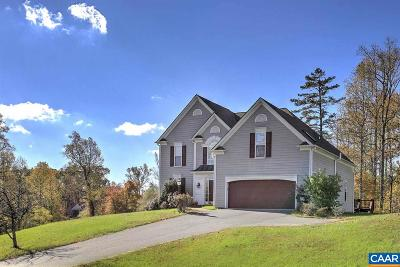 Albemarle County Single Family Home For Sale: 1557 Ambrose Commons Dr