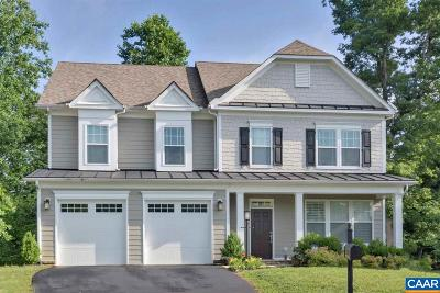 Charlottesville Single Family Home For Sale: 1312 Penfield Ln