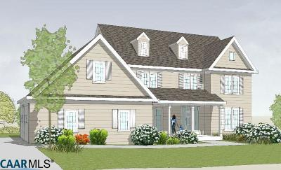 Crozet Single Family Home For Sale: 654 Jonna St