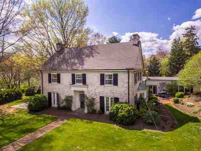 Staunton Single Family Home For Sale: 1500 Dogwood Rd