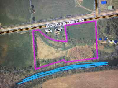Timberville Lots & Land For Sale: 16880 Evergreen Valley Rd