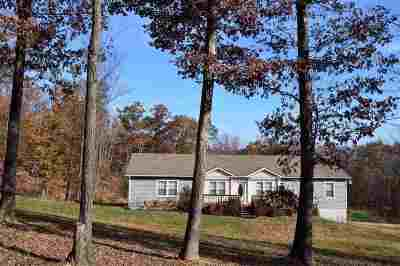 Page County Single Family Home For Sale: 1200 Shipwreck Rd